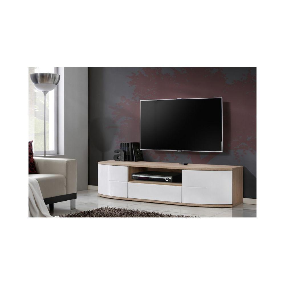 meuble tv design ontario 150cm