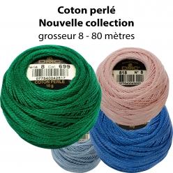 fil a broder coton perle hardanger