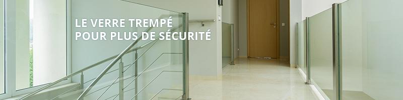 verre trempe sur mesure depoli securit