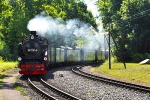Der Rasender Roland – Dampf nach Fahrplan