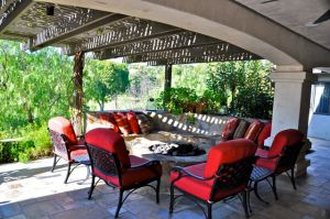 Outdoor Patio, Orange County