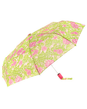 Lilly Pulitzer 'Chum Bucket' Umbrella