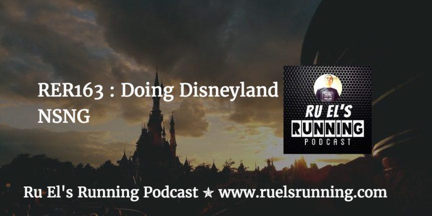 RER163 : Doing Disneyland NSNG