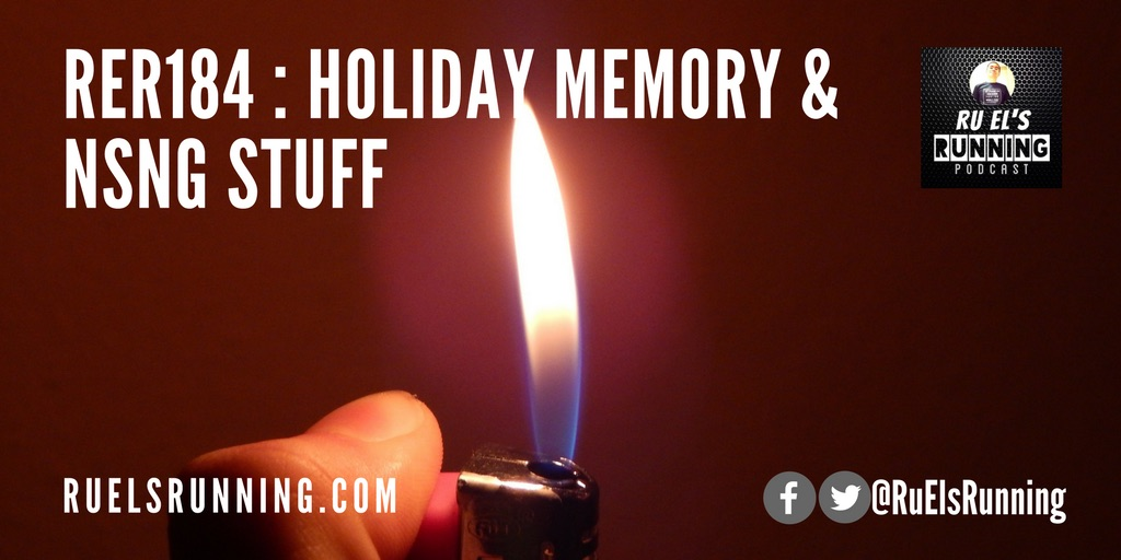 RER184 : Holiday Memory & NSNG Stuff