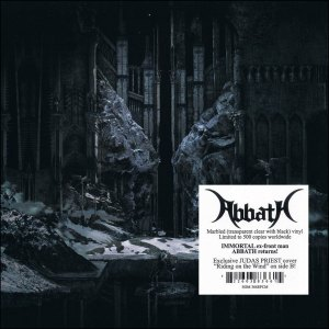 "Abbath: Count The Dead 7"" (Black Vinyl)"
