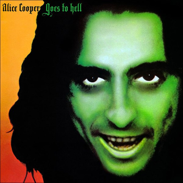 Alice Cooper: Goes To Hell (Coloured Vinyl)