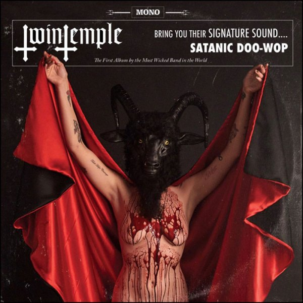 Twin Temple: Twin Temple (Bring You Their Signature Sound... Satanic Doo Wop)