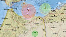 تعرف على إحداثيات مركز الزلزال العنيف الذي ضرب الريف