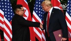 اغرب ما حدث في اللقاء بين ترامب والزعيم الكوري الشمالي