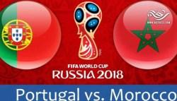 شاهدة مباراة المغرب والبرتغال بث مباشر
