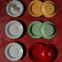 アンティーク小皿