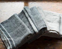 リネン布巾
