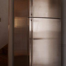 冷蔵庫(GE)SAIZE:730×730×1680(約400ℓ)