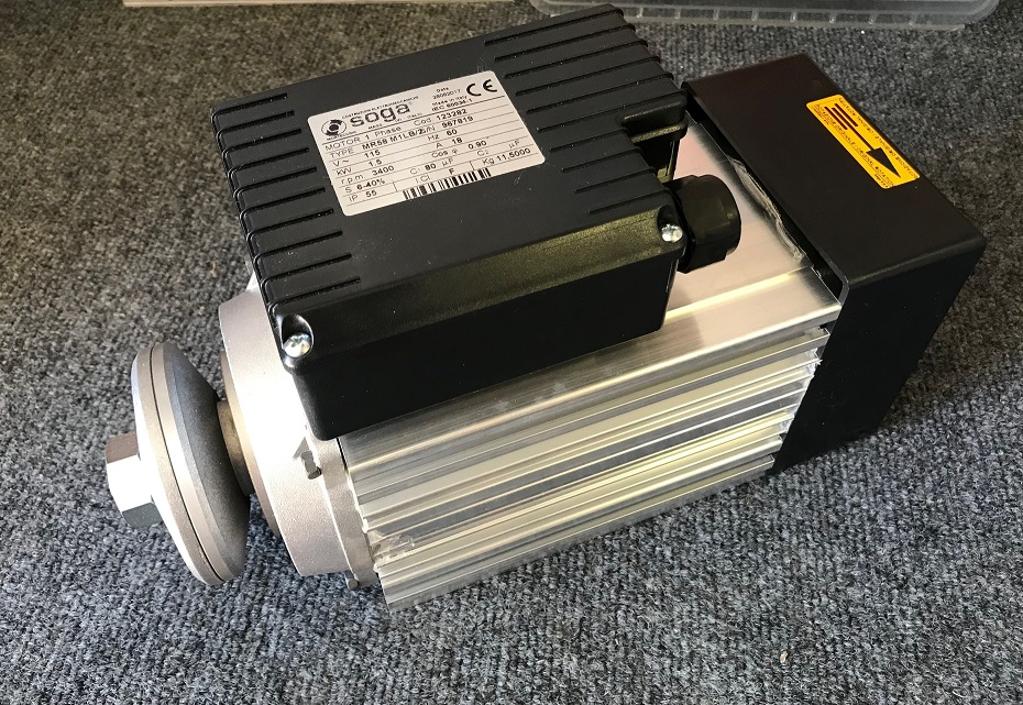 mtr 2 hp soga 115v 60hz mk diamond 212 saw motor