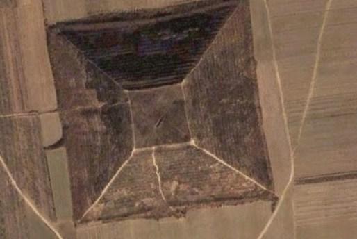 china pyramid