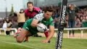 video rugby Connacht v Newport Gwent Dragons Highlights ? GUINNESS PRO12 2014/15