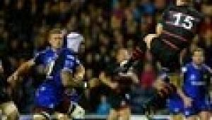 video rugby Edinburgh v Newport Gwent Dragons Full Match Report 13th Sept 2013