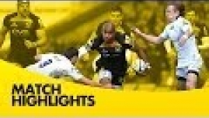 video rugby London Wasps vs Newcastle Falcons - Aviva Premiership Rugby 2013/14