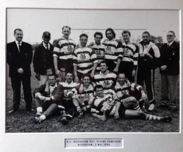 Rugby Club Hilversum: Sevens Kampioen (5-5-1996)