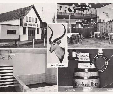 Rugby Club Hilversum: Kerstkaart 1966