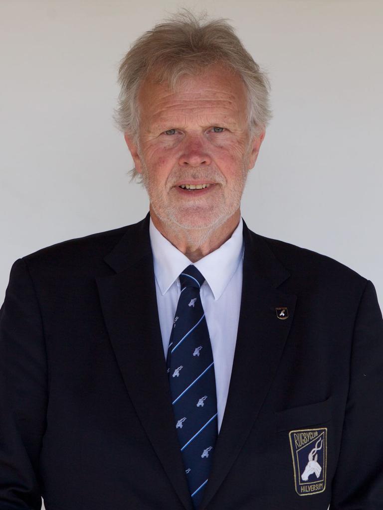 voorzitter Wieger Schotanus - rugyclubhilversum.nl