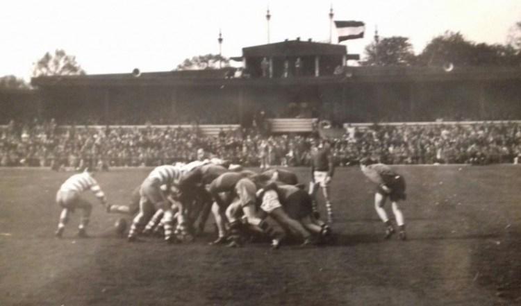 Rugby Club Hilversum - 100.000 inwoners wedstrijd