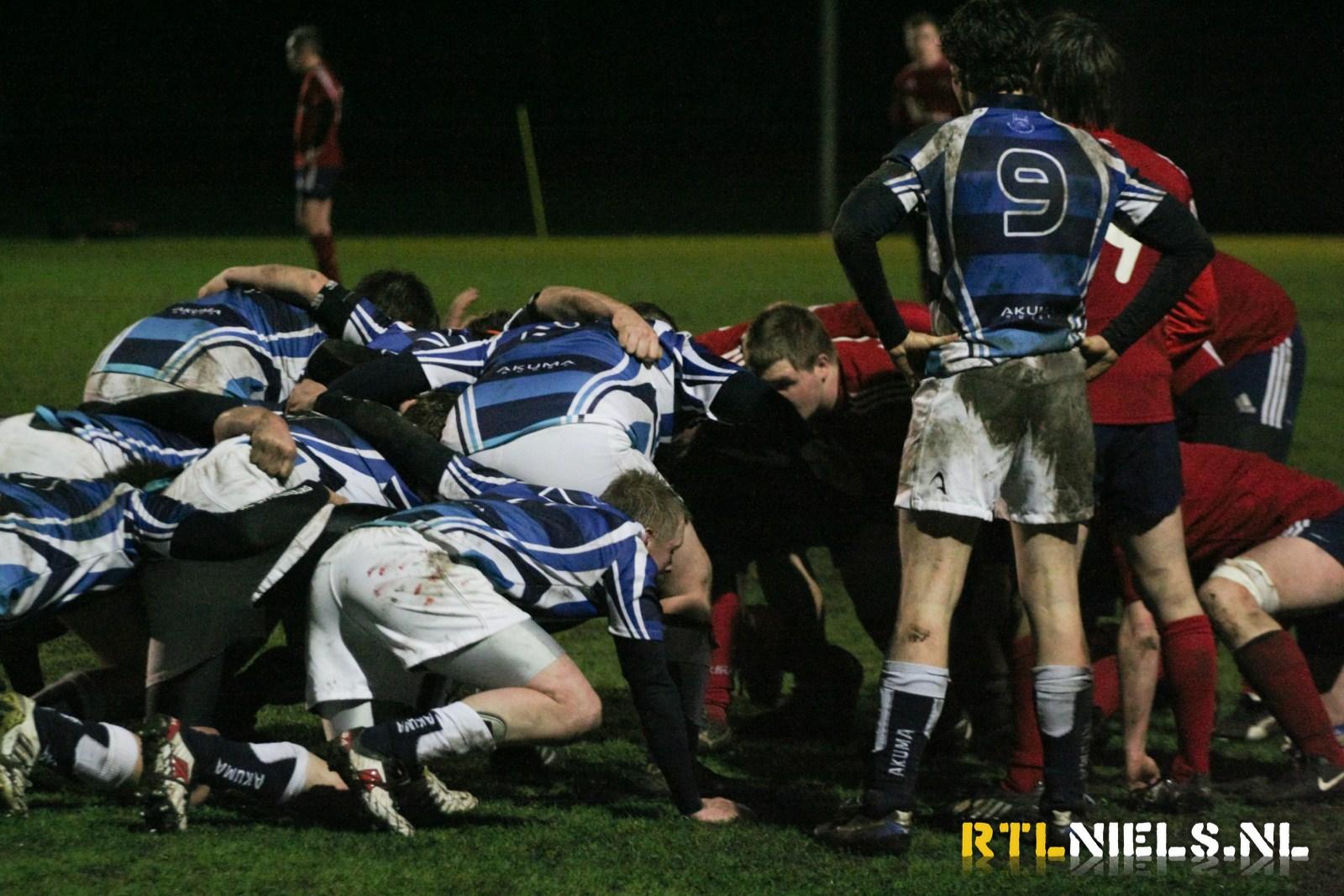 2009-10-24 | Bulldogs – RCS | 12-46