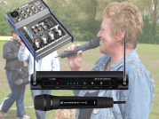 Seizoen 2010/2011: Microfoon