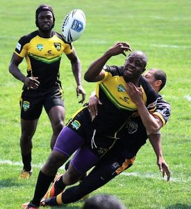 Jamaica Names Squad For America's Nines.