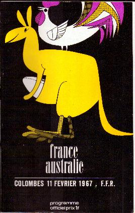France vs. Australia