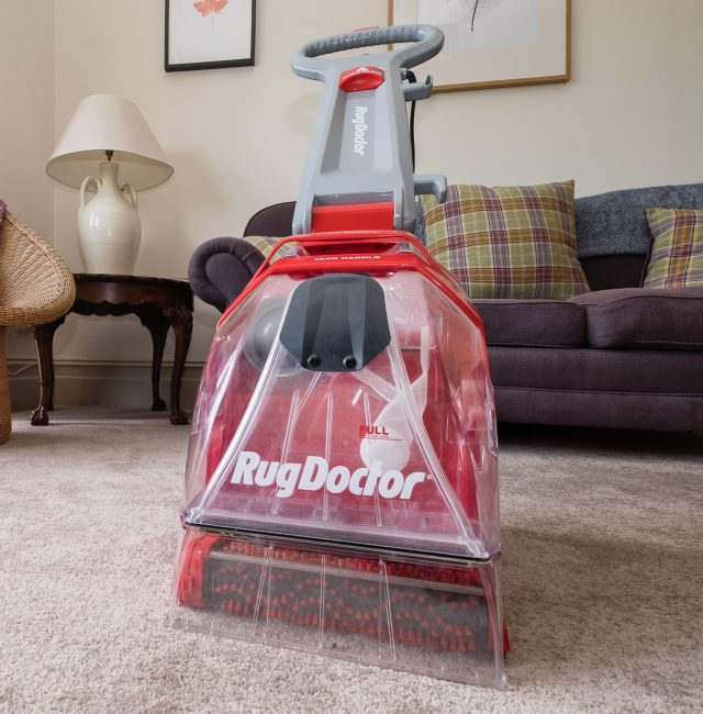 How to Use – Rug Doctor