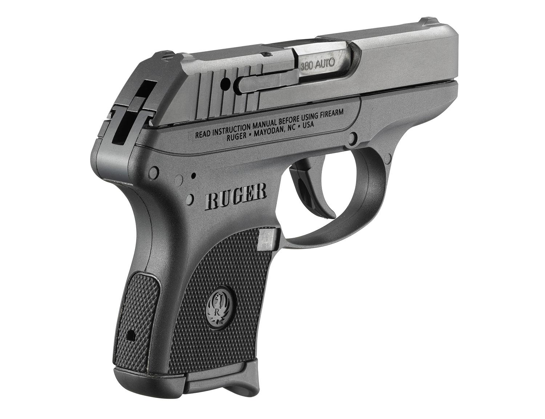 Ruger Lcp Centerfire Pistol Model