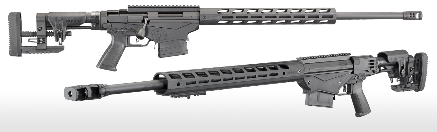 Ruger® Precision Rifle Bolt-Action Rifles