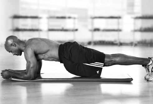 Front Planks