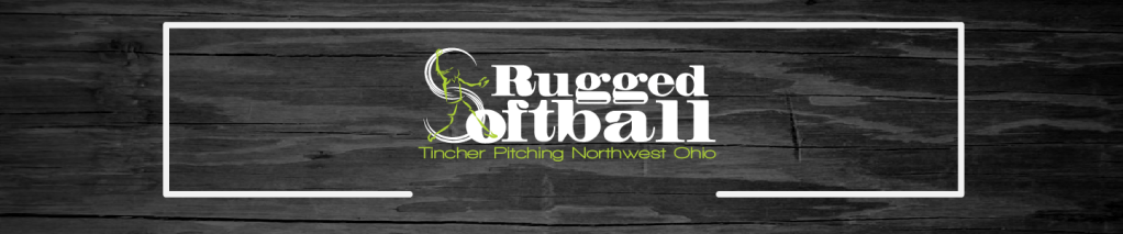 Rugged Softball Tincher PItching Ohio