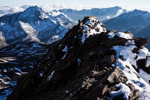 a weekend at 3500 meters