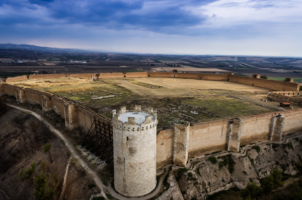 The Angevin Fortress of Lucera