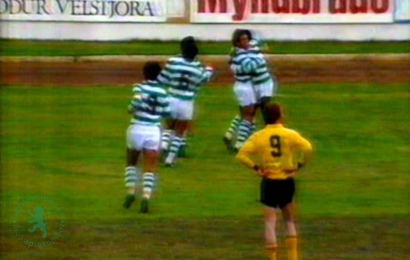 Neste dia… o Sporting goleava o Akranes na Islândia, por 9-0