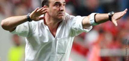 Neste dia… Carlos Carvalhal confirmado como novo técnico do Sporting