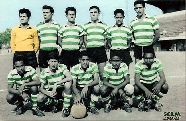 Antigo jogador do Sporting de Lourenço Marques, desmente Eusébio, que acusou o clube de elitista e racista