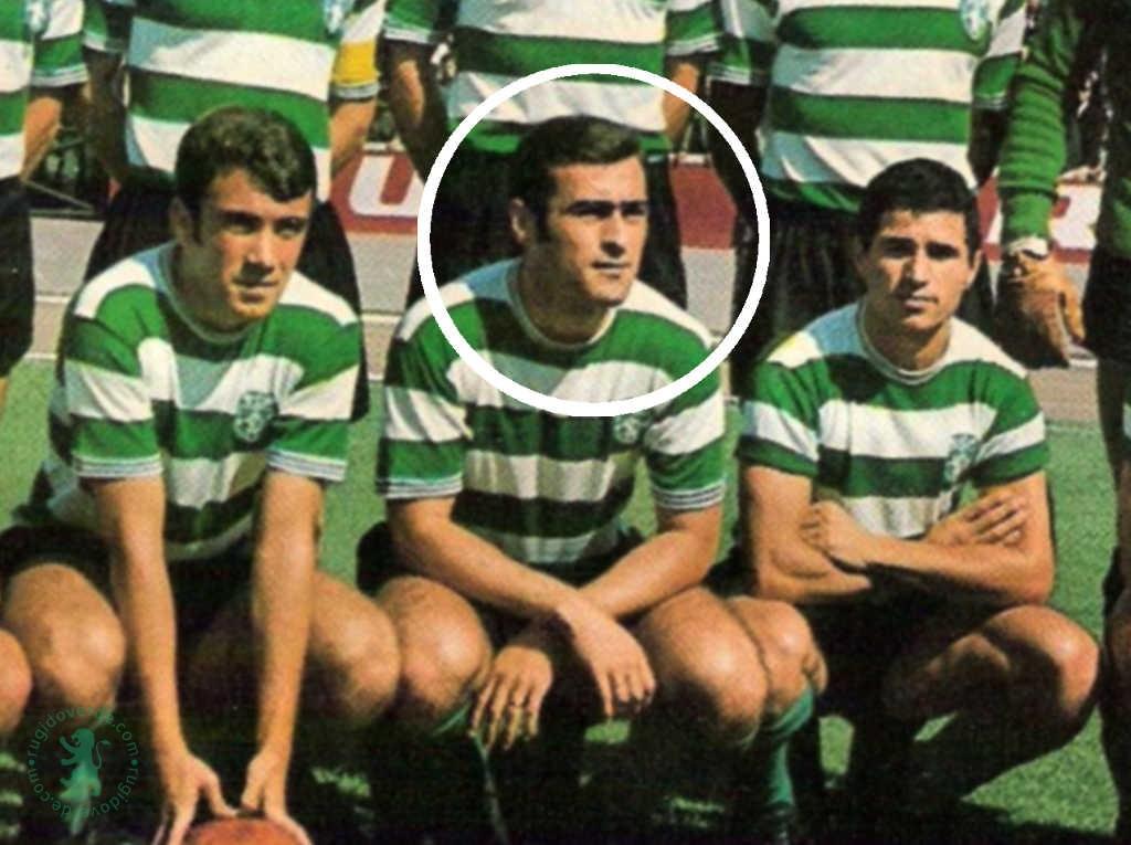 Neste dia… Em 1942, nasce João Lourenço, um dos maiores goleadores do Sporting.