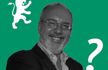 Como classifica o papel de Rogério Alves como alegado presidente da MAG, representante máximo dos sócios?