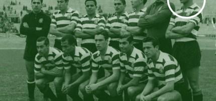 Neste dia… em 1958, Hilário chegou a Lisboa com destino ao Sporting