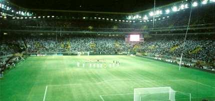 Neste dia… em 2003, Inauguração do novo Estádio José Alvalade