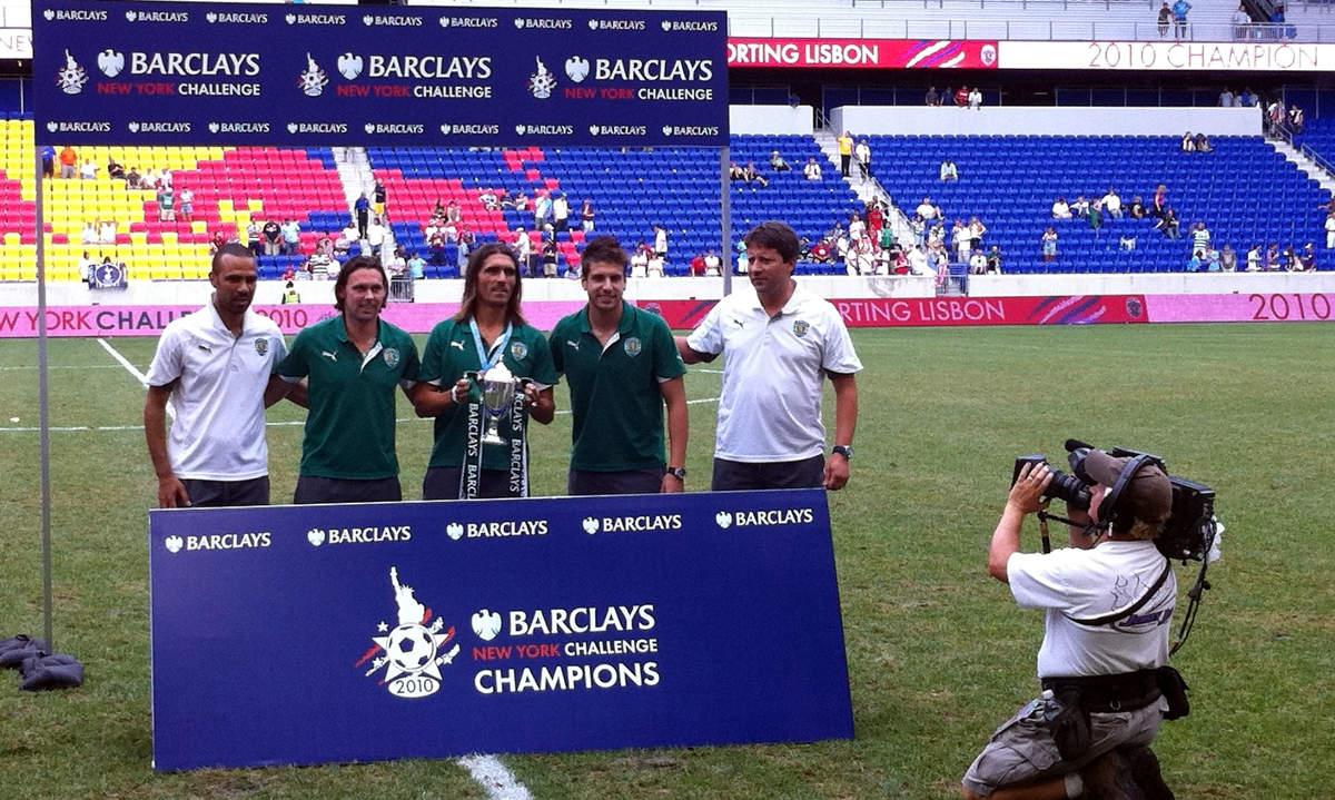 Neste dia… em 2010, Leão de peito aberto à conquista da América vence o torneio Red Bull New York Challenge