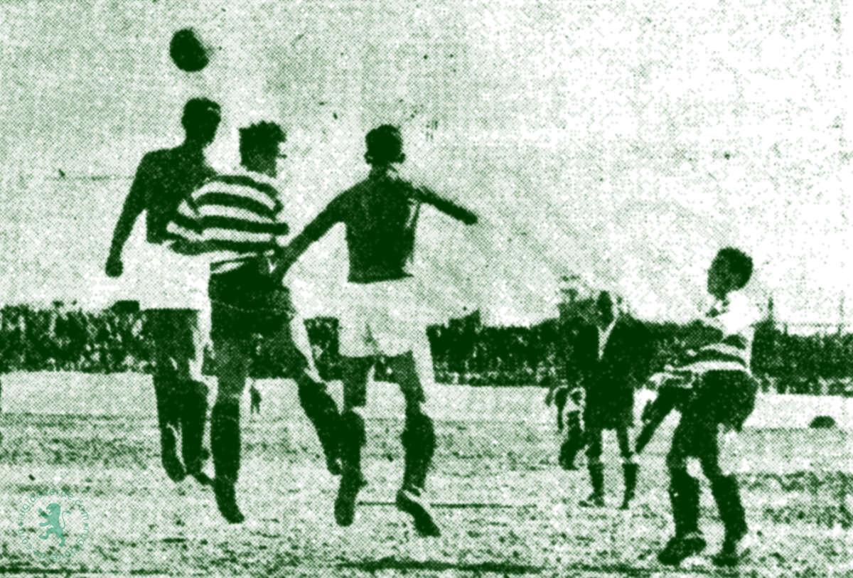 Neste dia… em 1944, o Sporting vence (4-2) o Belenenses, com 3-0 ao intervalo.