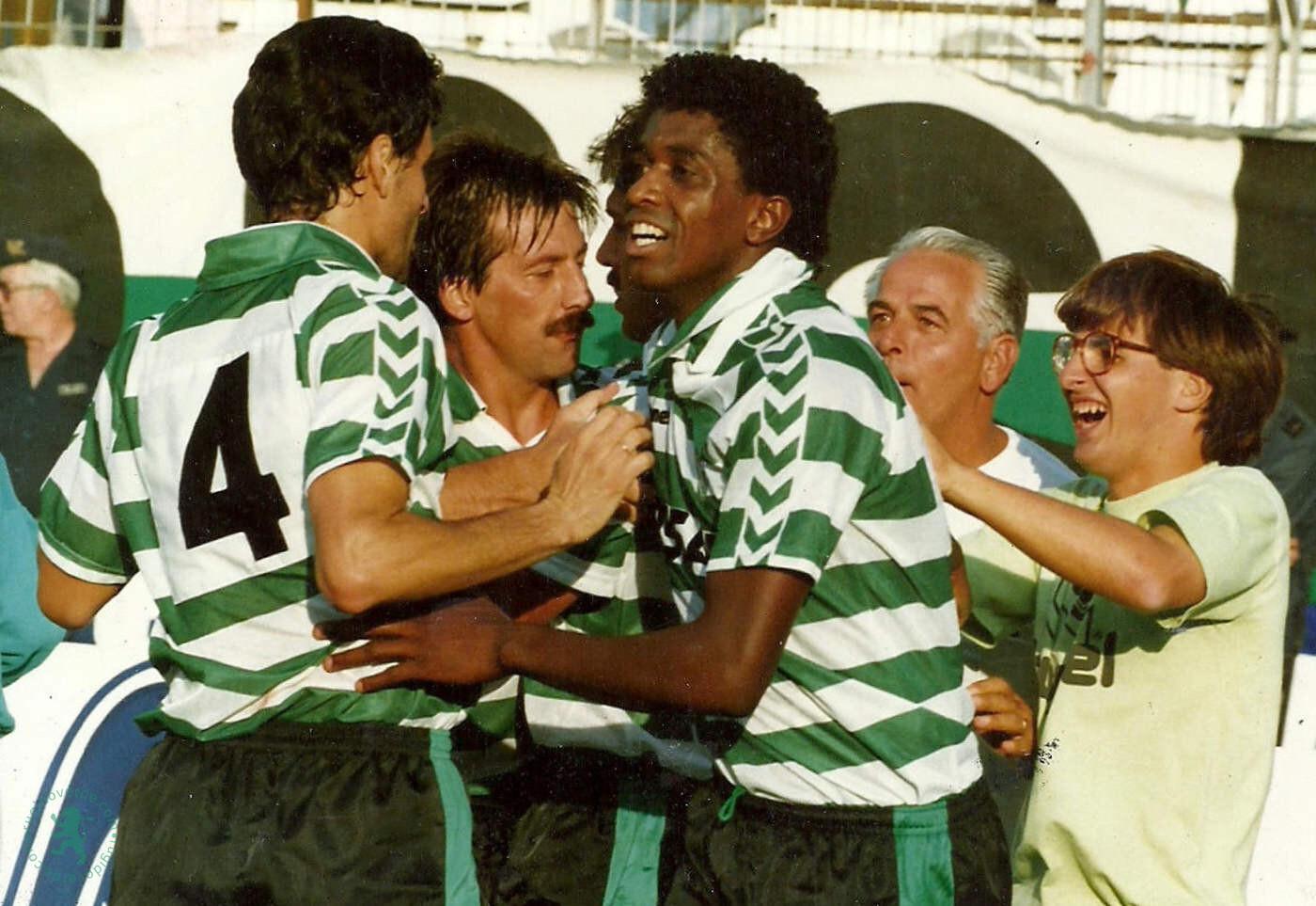 Neste dia… em 1989, Sporting (1-0) Porto: Soltaram o Leão Agora aturem o bicho!