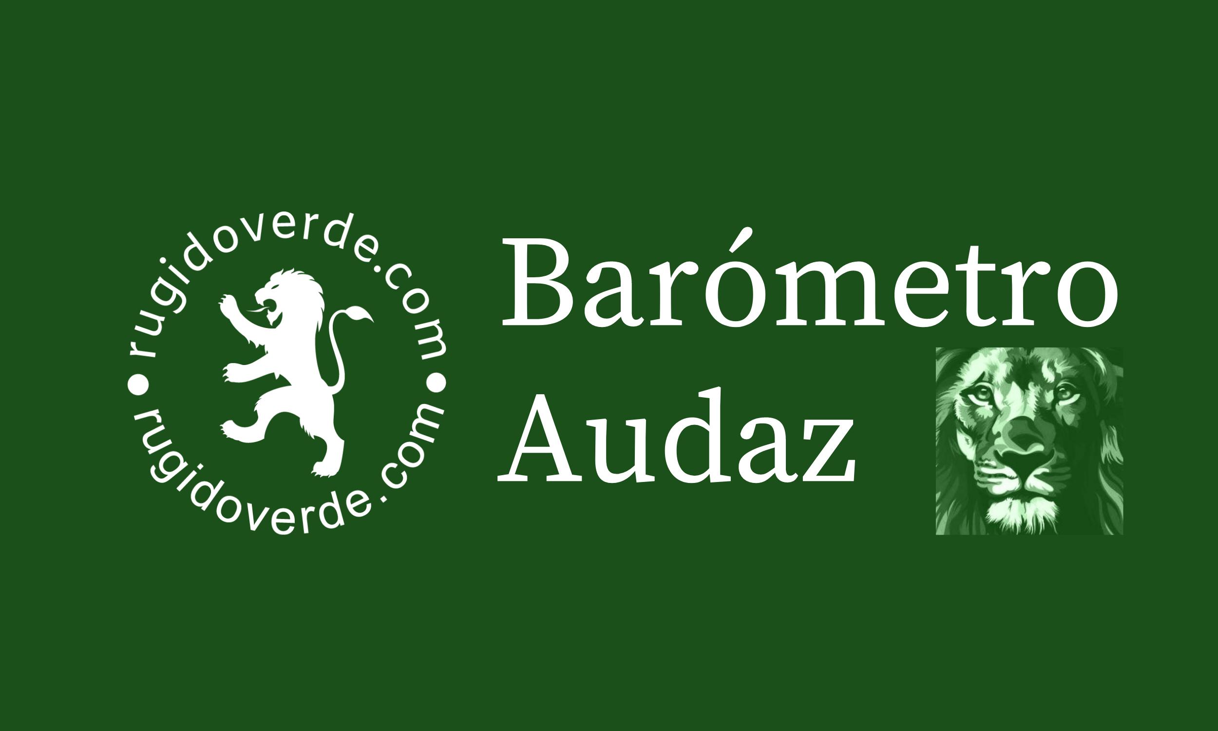Barómetro Audaz XI – Falsos Positivos e Batucadas