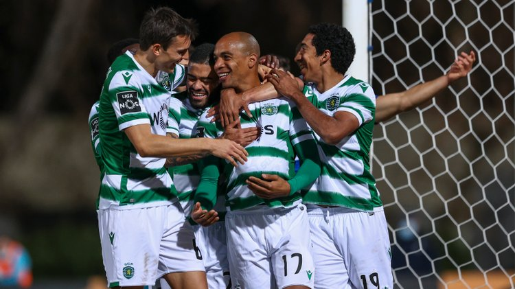 B SAD (1-2) Sporting CP