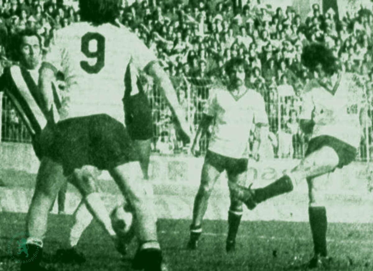 Neste dia… em 1975, o Sporting goleia o Espinho (5-1) e encurta a distância para o líder.
